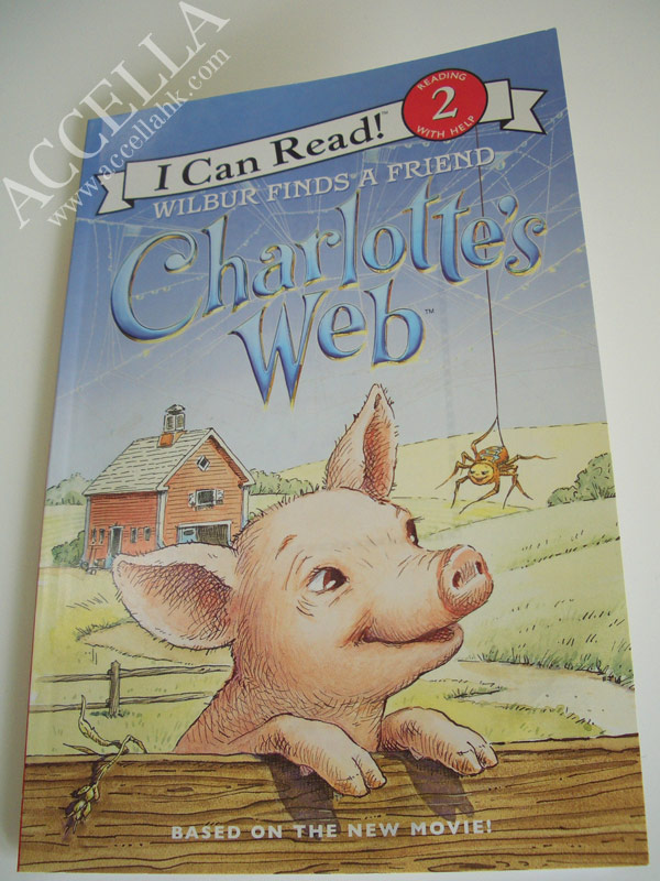 We're currently using 'Charlotte's Web' for our P1 reading exercises