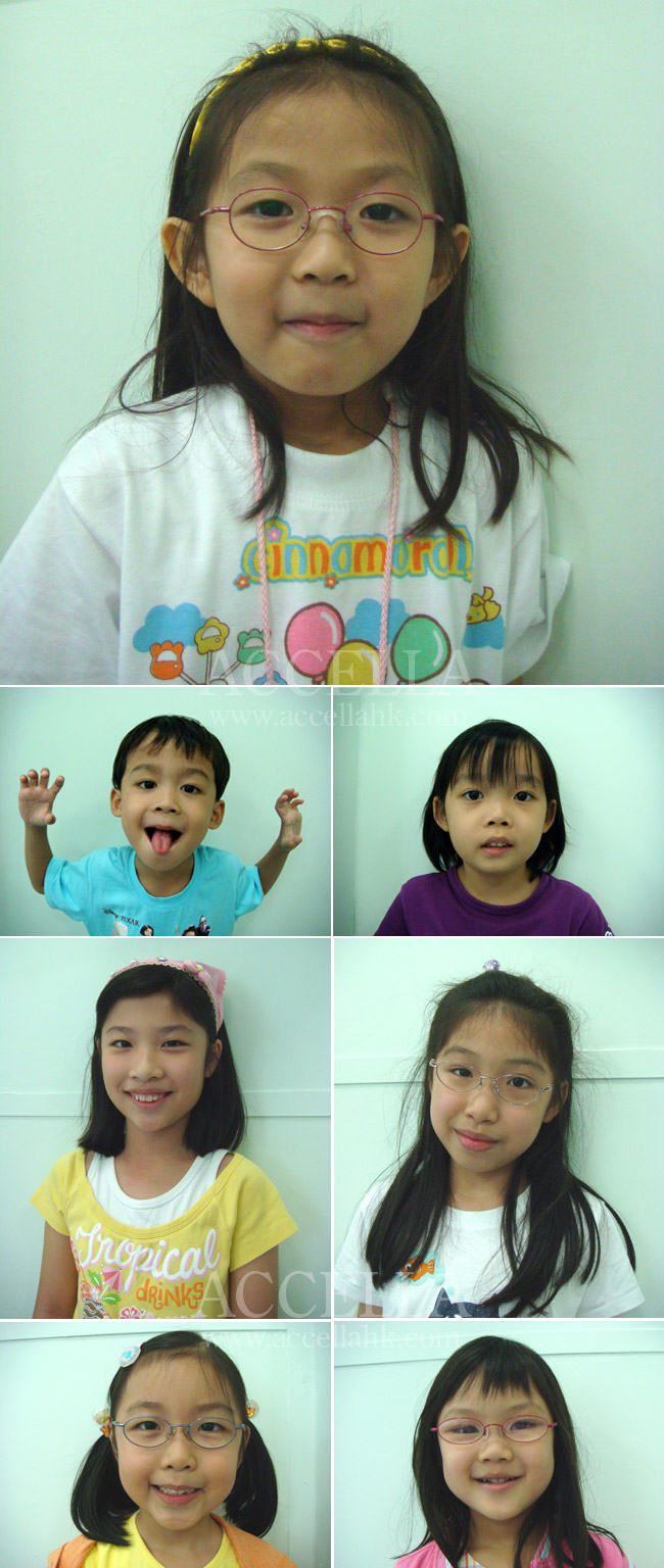 Some of Accella's newest warriors for the 2007-2008 academic year.