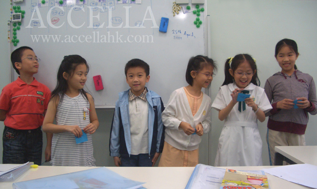Everyone in Saturday's L.I. English Fun II lesson preparing to read their first round of second conditional sentences.